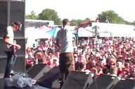 Here's A Video Of glassjaw Playing 'Ape Dos Mil' At Warped Tour In 2003