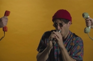 Watch A New HalfNoise (Zac Farro) Video
