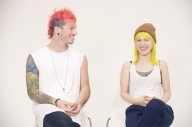 Hayley Williams + Josh Dun Discuss Hayley's New Hair Dye Company