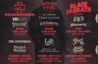 The Hellfest Line-Up Is Complete (And Huge)