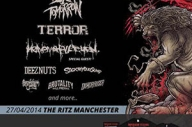 Brutality Will Prevail & Heaven Shall Burn Added To Impericon Festival Manchester!