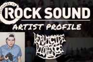 Jarrod Alonge's Vermicide Violence Are Today's Rock Sound Artist Profile!