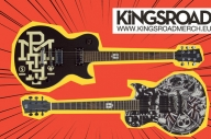 WIN A Bring Me The Horizon Or Asking Alexandria Artist Series Guitar!