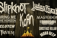 BMTH, Korn + Trivium (And Slipknot, Duh) Are Playing Knotfest 2015