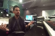 Take A Tour Of Linkin Park's Studio