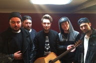 WIN A Farida Acoustic Guitar Signed By Mallory Knox!