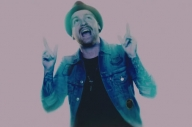 Matty Mullins' Video For '99% Soul' Is The Shiniest Thing You'll See All Day