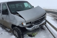 Motionless In White Narrowly Escape Injury In Van Crash