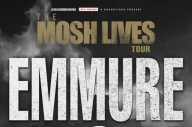 Brace Yourself: The Mosh Lives Tour In Coming To The UK