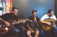 New Found Glory Jam 'Ready And Willing' Acoustic For Glamour Kills