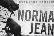 Norma Jean Have Announced A Tour