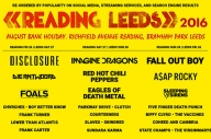 Somebody Re-Ordered The Reading & Leeds Festival Line-Up Based On Online Popularity