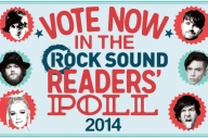 Vote Now In The Rock Sound Readers' Poll 2014!