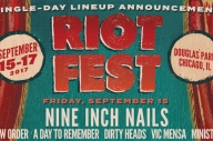 Here's Who's Playing Each Day At Riot Fest