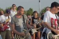Watch 1,000 People Play A Foo Fighters Song At The Same Time