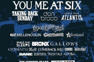 Slam Dunk Festival Just Announced A Load Of Big Names And It's All Just Too Much This Morning