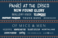 Here Are The Stage Splits For This Year's Slam Dunk Festival