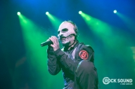 "Corey Taylor: ""I Do Remember Throwing Up In A Cup And Drinking It In Front Of Manson"""
