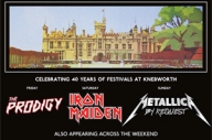Seven More Bands Added To Sonisphere Festival 2014