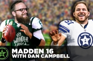 Ever Wanted To Watch Dan From The Wonder Years Play The Madden Game For An Hour?