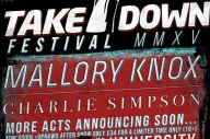 Charlie Simpson Joins Mallory Knox For Takedown Festival 2015