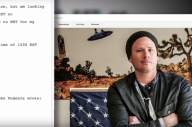 Tom DeLonge Named UFO Researcher Of The Year