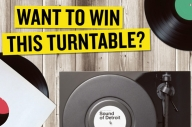 Win A Turntable Worth £350!