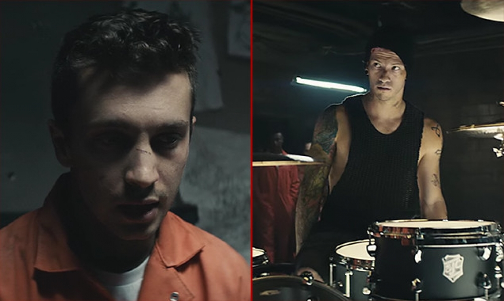 Twenty One Pilots Unveil Video For    Heathens    - News - Rock Sound