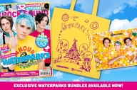 MAGAZINE + BUNDLE REVEAL: Waterparks' First Ever Magazine Cover!