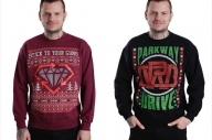WIN A Parkway Drive Or Stick To Your Guns Christmas Sweater Thanks To Impericon!