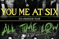 All Time Low + You Me At Six Announce Enormous Arena Co-Headline Tour