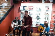 8 Photos Of You Me At Six Playing A Tiny Show Inside A Shop